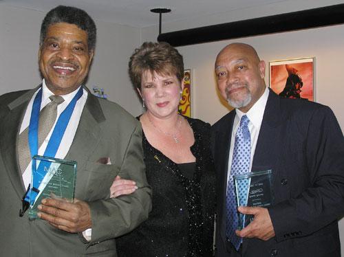 Hangin' with ya know, a few Jazz Legends!