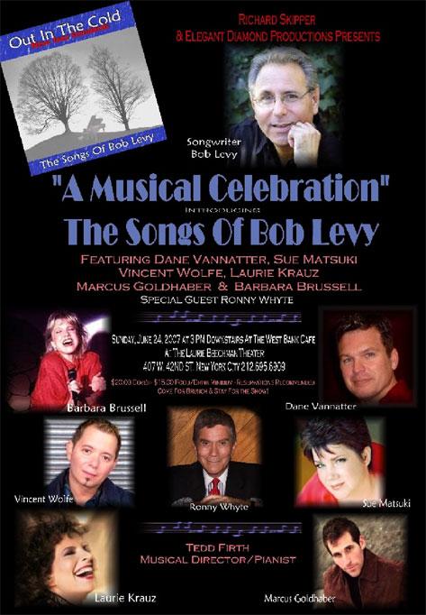 Bob Levy's Show